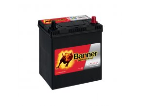 Autobaterie Banner Power Bull P40 26, 40Ah, 12V ( P4026 )