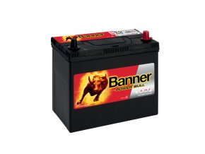 Autobaterie Banner Power Bull P45 23, 45Ah, 12V ( P4523 )
