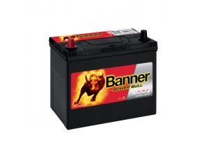 Autobaterie Banner Power Bull P45 24, 45Ah, 12V ( P4524 )