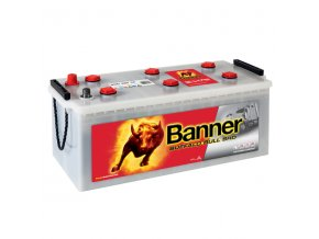 Autobaterie Banner Buffalo Bull SHD 680 32, 180Ah, 12V ( 68032 )