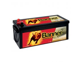 Autobaterie Banner Buffalo Bull SHD PROfessional 680 08, 180Ah, 12V (68008)