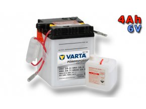 VARTA 6N4 2A 7