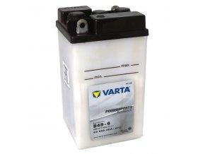 Motobatérie VARTA B49-6, 8Ah, 6V