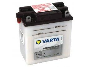 Motobatérie VARTA YB3L-A, 3Ah, 12V