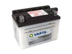 Motobatérie VARTA YB4L-B, 4Ah, 12V