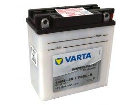 Motobatérie VARTA YB5L-B, 5Ah, 12V