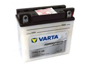 Motobatérie VARTA 12N5.5-3B, 6Ah, 12V