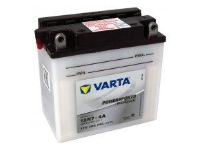 Motobatérie VARTA 12N7-4A, 7Ah, 12V