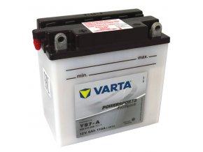 Motobatérie VARTA YB7-A, 8Ah, 12V