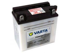 Motobatérie VARTA YB9L-B / 12N9-3B, 9Ah, 12V