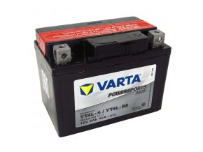 Motobatérie VARTA YT4L-BS, 3Ah, 12V