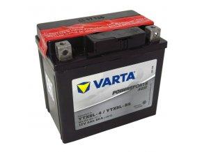 Motobatérie VARTA YTX5L-BS, 4Ah, 12V