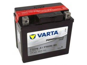 Motobatérie VARTA TTZ7S-BS / YTZ7S-BS, 5Ah, 12V