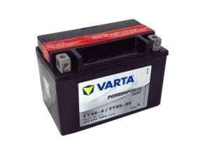 Motobatérie VARTA YTX9-BS, 8Ah, 12V