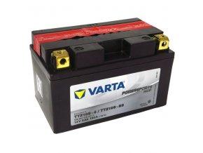 Motobatérie VARTA TTZ10S-BS / YTZ10S-BS, 8Ah, 12V