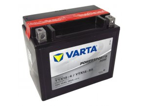Motobatérie VARTA YTX12-BS, 10Ah, 12V