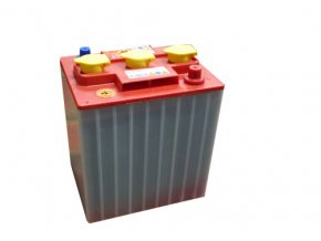 Trakčná baterie Bloc 3 PzF 205, 270Ah, 6V