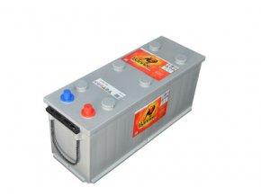 Trakčná baterie Bloc 6 PzF 125, 167Ah, 12V