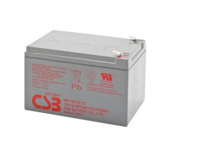 Batéria CSB HR1251W F2, 12V, 13,5Ah
