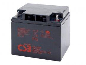 Batéria CSB GPL12400, 12V, 40Ah