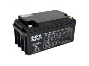 Trakčná (GEL) baterie Goowei OTL65-12, 65Ah, 12V