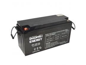 Trakčná (GEL) baterie Goowei OTL150-12, 150Ah, 12V
