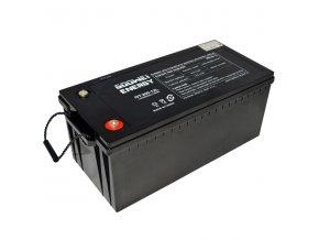 Trakčná (GEL) baterie Goowei OTL200-12, 200Ah, 12V