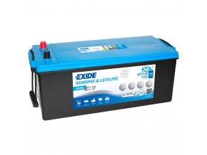 Trakčná batéria EXIDE DUAL AGM 240Ah, 12V, EP2100 (EP 2100)
