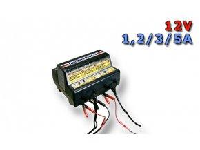 Nabíječka OptiMate PRO-4-S ,  12V , 1.2 / 3 / 5 A (TS52)
