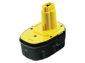 Baterie do AKU nářadí Dewalt DC528 (Flash Light)/DC528 (Flashlight)/DC551KA/DC612KA/DC613KA/DC614KA/DC615KA/DC728KA/DC757KA/DC757KB, 3000mAh, 14.4V, PTH0005A