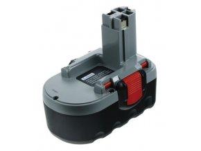 Baterie do AKU nářadí Bosch 13618/13618-2G/1644/1644B-24/1644K/1644K-24/1659K/1659RK/1662/1662B, 3000mAh, 18V, PTH0007A