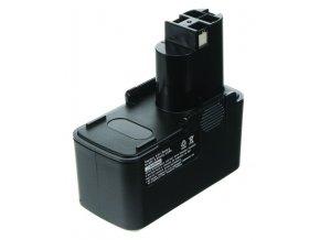 Baterie do AKU nářadí Bosch 3000VSRK/3100/3110/3220/B2100/B2110/B2220/GDR 90/PDR 80/BBM 596B, 3000mAh, 9.6V, PTH0028A