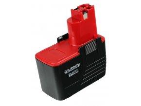 Baterie do AKU nářadí Bosch 26156801, 3000mAh, 14.4V, PTH0036A