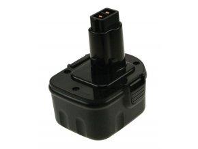 Baterie do AKU nářadí Dewalt 2898K/DC528 (Flash Light)/DC540/DC540K/DC542/DC542K/DW904/DW953/DW981, 3000mAh, 12V, PTH0038A