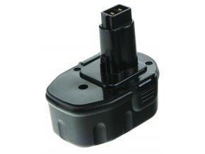Baterie do AKU nářadí Dewalt DW054K-2/DW055K-2/DW906/DW918/DW928K/DW928K-2/DW931K/DW931K-2/DW935/DW935K, 3000mAh, 14.4V, PTH0040A