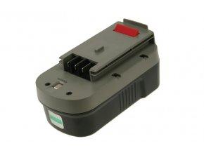 Baterie do AKU nářadí Black & Decker BDGL1800/BDGL18K-2/CD182K-2/CD18SFRK/CD18SK-2/CDC180AK/HP188F2B/HP188F3B/HP188F3K/HPD1800, 3000mAh, 18V, PTH0077A
