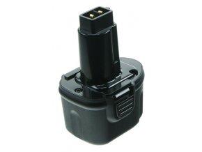 Baterie do AKU nářadí Dewalt DW920K/DW920K-2/DW925K/DW925K-2/DW968K, 3000mAh, 7.2V, PTH0087A