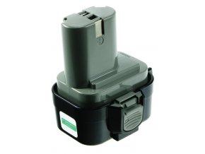Baterie do AKU nářadí Makita 6207D/6207DWDE/6222D/6226D/6226DWBE/6226DWE/6260D/6503D/6503DWD/6503DWDE, 3000mAh, 9.6V, PTH0098A