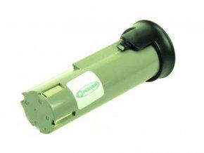 Baterie do AKU nářadí Panasonic EY503B/EY503BY/EY6220B/EY6220D/EY6220DR/EY3652/EY3652DA/EY3652DR, 3000mAh, 2.4V, PTH0108A
