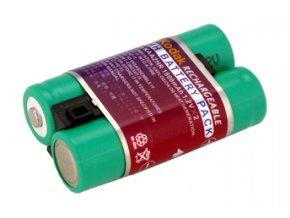 Baterie do fotoaparátu Kodak/Nikon/Panasonic/Sony EasyShare Z885/EasyShare Z980/EasyShare ZD710/EasyShare ZD710 Zoom/Z650/Z740/CoolPix 600/Palmcam PV-DC1000/Palmcam PV-DC1080/D-220, 1800mAh, 2.4V, DBH9576A