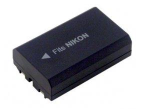 Baterie do fotoaparátu Casio/Fuji QV-R3/QV-R4/FinePix 50i/FinePix F401/FinePix F401 Zoom/FinePix F401Zoom/FinePix F410 Zoom/FinePix F410Zoom/FinePix F601/FinePix F601 Zoom, 1100mAh, 3.7V, DBI9583A