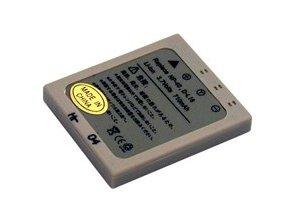 Baterie do fotoaparátu Sanyo VPC-E1090/VPC-E1075/VPC-E760/VPC-E870/VPC-E870G/VPC-E890, 710mAh, 3.7V, DBI9618A