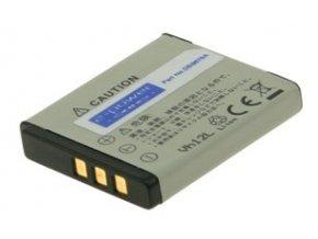 Baterie do fotoaparátu Olympus MJU Zoom TOUGH/SP-800/SP-800UZ/Stylus -9000/Stylus 1010/Stylus 1020/Stylus 1030 SW/Stylus 1030SW/Stylus 5010/Stylus 9000, 700mAh, 3.7V, DBI9686A