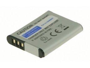 Baterie do fotoaparátu Minolta/Olympus/Praktica/Vivitar E40/E50/T-100/X-36/Luxmedia 7103/ViviCam 3830/ViviCam 3945S/ViviCam 5340/Vivicam 5340S, 650mAh, 3.7V, DBI9703A