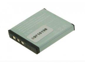 Baterie do fotoaparátu Sony Cybershot t DSC-H10/t DSC-H10/B/t DSC-H20/t DSC-H3/t DSC-H50/t DSC-H50/B/t DSC-H55/t DSC-H55B/t DSC-H7/t DSC-H7/B, 950mAh, 3.6V, DBI9714A