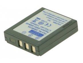 Baterie do fotoaparátu Panasonic Lumix DMC-FS20/DMC-FS3/DMC-FS5/DMC-FX30/DMC-FX30A/DMC-FX30EB-K/DMC-FX30EB-S/DMC-FX30EB-T/DMC-FX30EF-K/DMC-FX30EF-S, 650mAh, 3.6V, DBI9914A