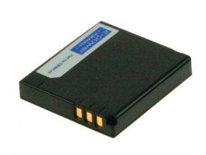 Baterie do fotoaparátu Panasonic Lumix DMC-FX33A/DMC-FX33EB-S/DMC-FX33EF-K/DMC-FX33EF-S/DMC-FX33EG/DMC-FX33EG-A/DMC-FX33EG-K/DMC-FX33EG-S/DMC-FX33EG-T/DMC-FX33GK, 650mAh, 3.6V, DBI9914A