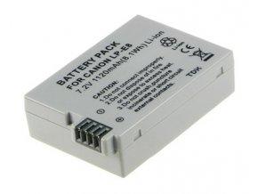 Baterie do fotoaparátu Samsung AQ100/ES65/ES70/ES71/ES73/ES75/ES80/SL50/SL600/SL605, 700mAh, 3.7V, DBI9947A