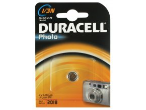 Baterie do fotoaparátu Canon 60 Zoom/70 Zoom/A1 Date/AutBoy BF80/AutoBoy 155/AutoBoy A (Ace)/AutoBoy A XL/AutoBoy D5/AutoBoy EPO/AutoBoy F, 3V, DL123, blistr