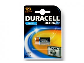 Baterie do fotoaparátu Nikon Lite Touch Zoom 120 QD/130 ED/130 QD/140 ED/140 QD/150 ED/70s/70Ws/80/80 QD, 3V, DL123, blistr